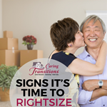 Signs It's Time to Rightsize